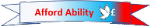 Ability World AffordAbility Sticker